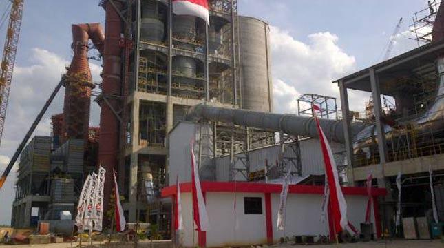 Pabrik Semen Rembang (Ist)
