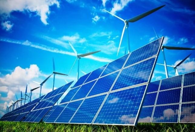 Ilstrasi Energi baru terbarukan (Foto Ist)