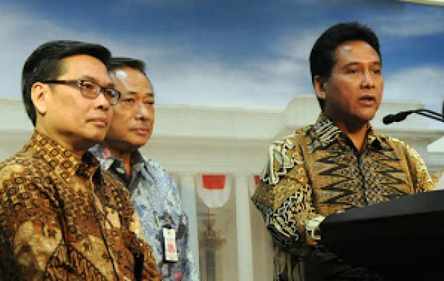 Ketua APINDO, Haryadi Sukamdani (setkab)