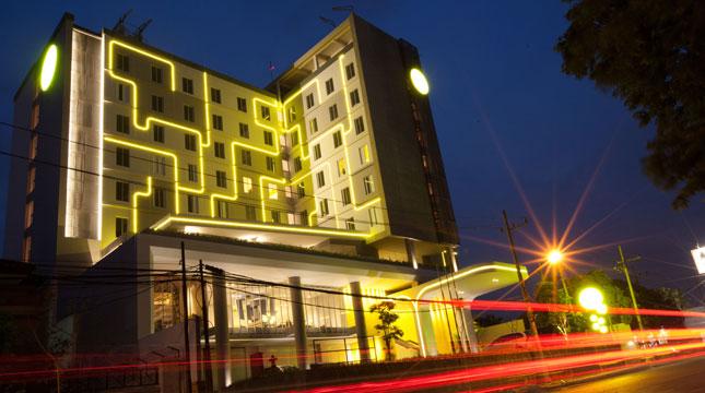 Yello Hotel Jemursari Surabaya (Ist)
