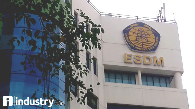 Kementrian ESDM (Hariyanto/ INDUSTRY.co.id)