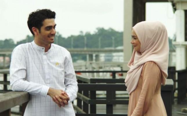 "Fachri Albar beradu akting dengan artis Malaysia, Noura Danish dalam film ""Bukan Cinta Malaikat"""