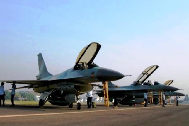 Pesawat tempur TNI AU (Foto Ist)