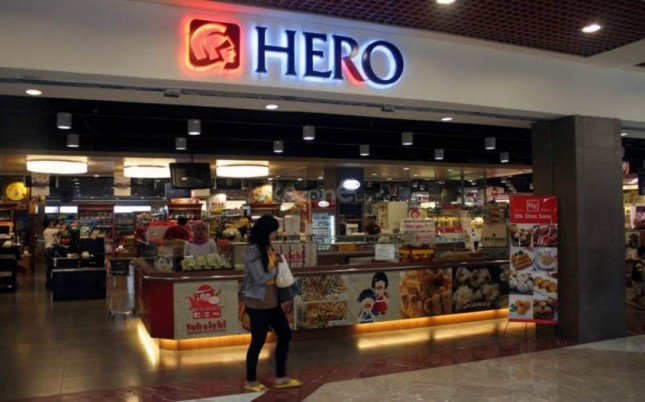 PT Hero Supermarket Tbk