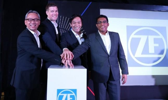 ZF Terus Berkembang Bidang Ketrampilan Industri Otomotif dan Komersil (Foto Ist)