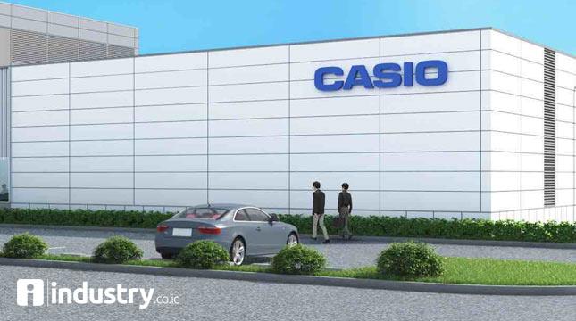 Pabrik Casio di Yamagata