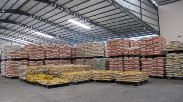 Ilustrasi pabrik beras. (Foto: DetikFood)