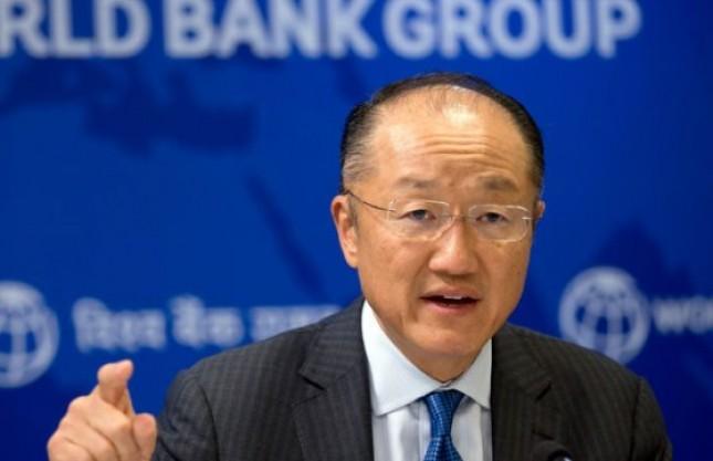 Direktur Utama Grup Bank Dunia Jim Yong Kim (Foto Ist)