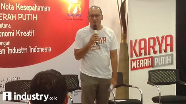 Ketua Umum Kadin Rosan Roeslani (Hariyanto/ INDUSTRY.co.id)