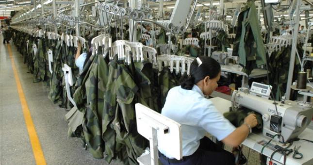 Ilustrasi industri tekstil. (Tarko Sudiarno/AFP/Getty Images)