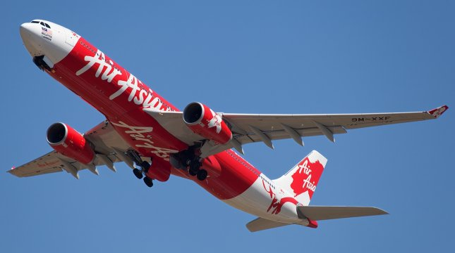 Penerbangan AirAsia. (Foto: AiportSpotting.com)