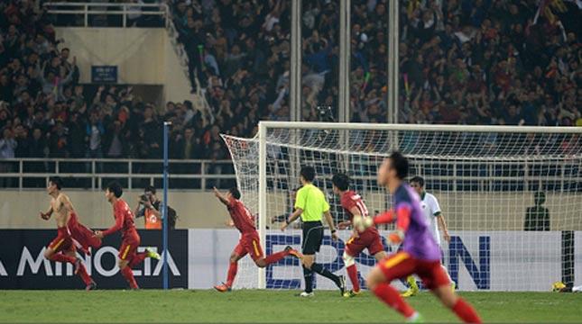 Timnas Indonesia Tahan Imbang Vietnam 2-2