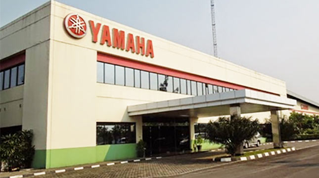 PT Yamaha Indonesia Motor Manufacturing (YIMM)