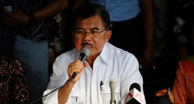 Wakil Presiden Jusuf Kalla. (Ist)