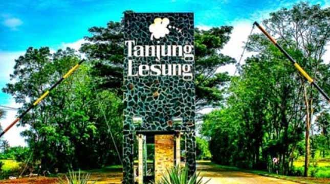 Ilustrasi Tanjung Lesung