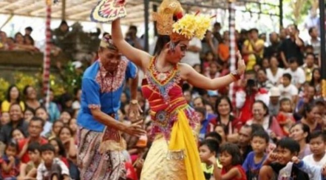 Festival Joged Bumbung Bali (Foto Ist)