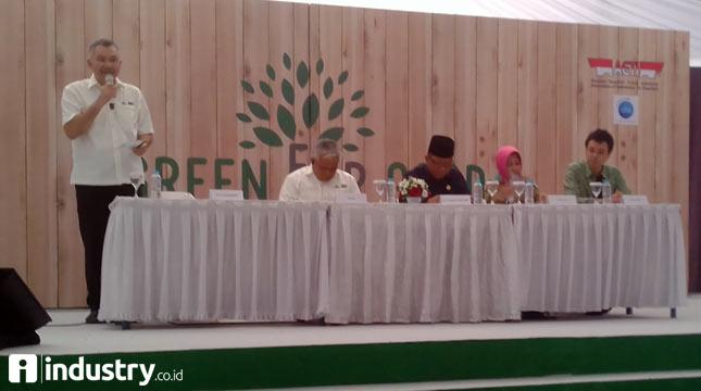 PT Refined Bangka Tin, Kembangkan Program Reklamasi Berkelanjutan (Hariyanto/ INDUSTRY.co.id)