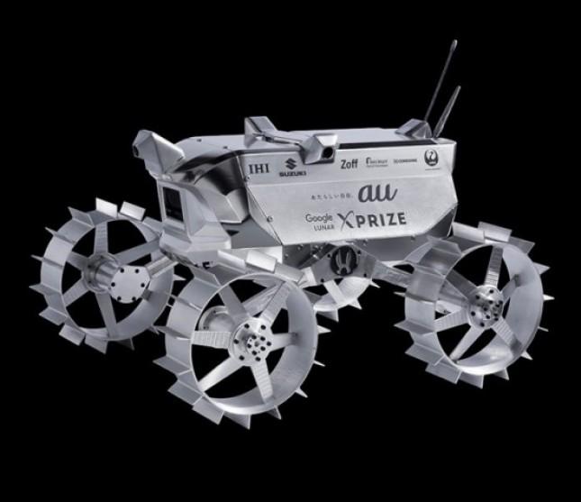 Suzuki Pamerkan Mobil Penjelajah Bulan 'Rover Kecil' di GIIAS 2017