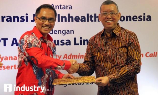 Mandiri Inhealth Gandeng Lintasarta Kelola Administrasi Pelayanan Kesehatan (Rino/ INDUSTRY.co.id)