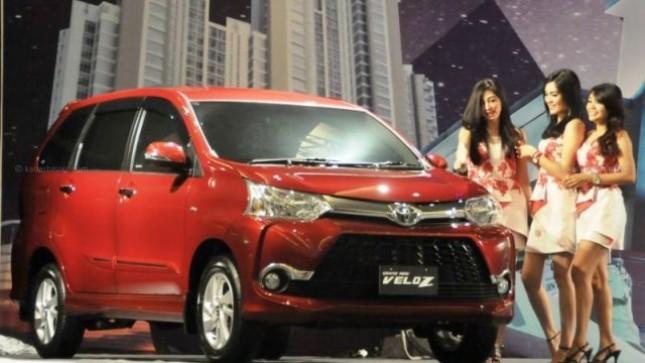 Mobil segmen multipurpose vehicle (MPV) masih menjadi kendaraan andalan industri otomotif dalam negeri untuk meningkatkan laju ekspor.