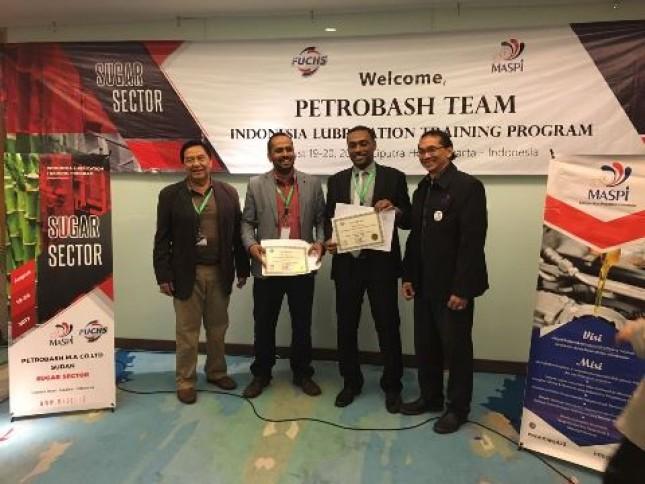 Pemuda Indonesia Sukses Latih Delegasi Sudan (Foto Ist)