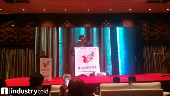 Kepala Bappebti, Bachrul Chairi (Hariyanto/ INDUSTRY.co.id)