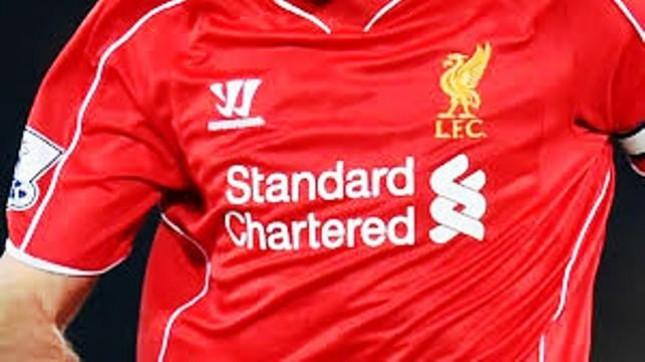 125 Tahun Standard Chartered Dukung Liverpool FC (Foto Ist)