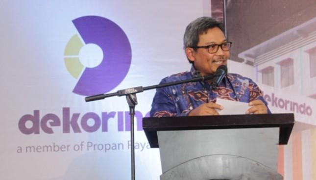 Dirjen IKTA Kementerian Perindustrian, Achmad Sigit Dwiwahjono (Foto Ridwan)