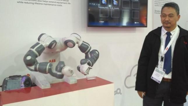 Lilik Suharmawan, Robotics LBU Manager ABB Indonesia