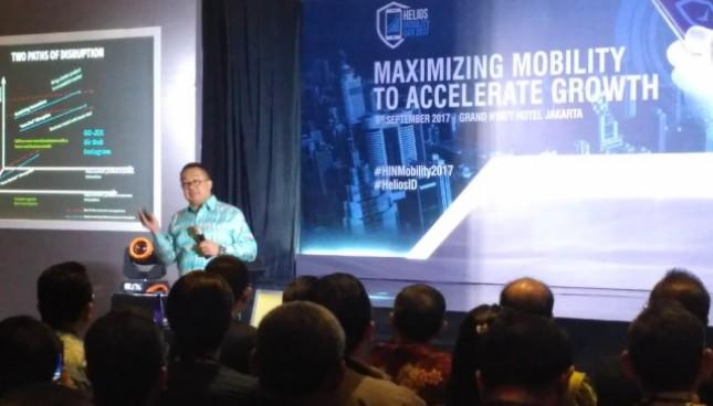 Founder Rumah Perubahan Prof Rhenald Kasali