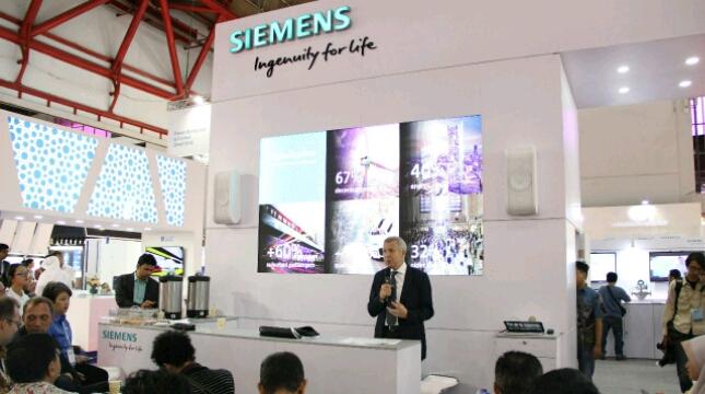 Josef Winter, President Director & CEO PT Siemens Indonesia