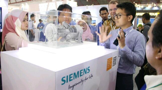 Siemens Indonesia Hadirkan Solusi Digitalisasi untuk Sektor Energi dan Industri