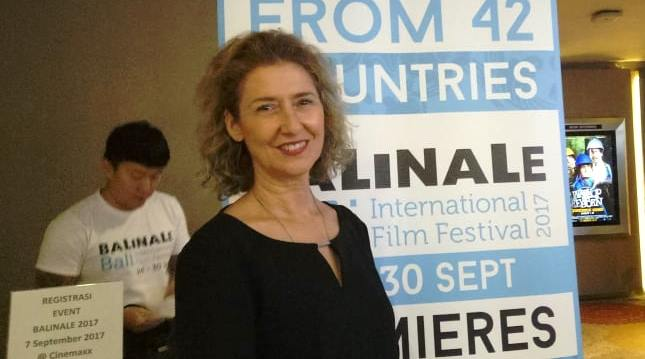 Deborah Gabinetti, Direktur Bali International Film Festival 2017
