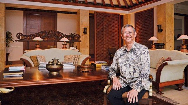 Alexander Nayoan, Managing Director The Dharmawangsa Jakarta dan Chairman Jakarta Hotels Association (JHA). (Foto: Now Jakarta)