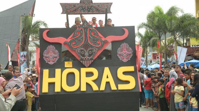 Karnaval Kemerdekaan Pesona Danau Toba (KKPDT) 2017 (Foto:facebook.com/kemenpar)