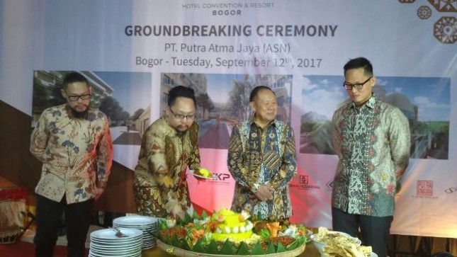 Sahid ASN Hotel Convention & Resort Segera Hadir di Bogor (Foto Ist)