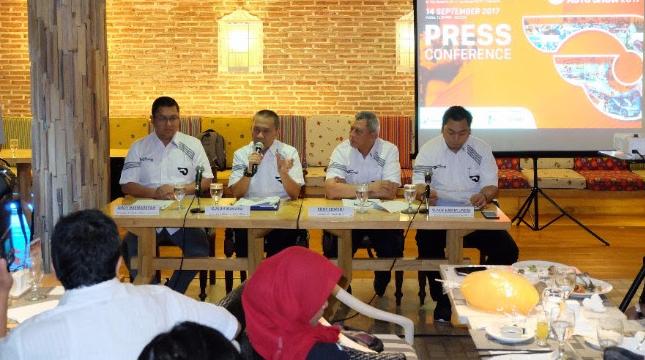 Press Conference GIIAS Surabaya Auto Show 2017
