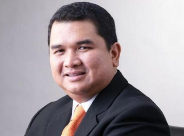 Direktur Utama PT Semen Indonesia Tbk Hendi Prio Santoso.(Foto Ist)