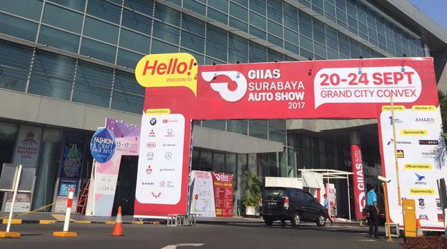 GIIAS Surabaya Auto Show 2017