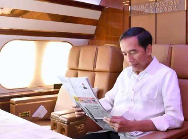 Presiden Jokowi (Foto Biro Pers Setpres)