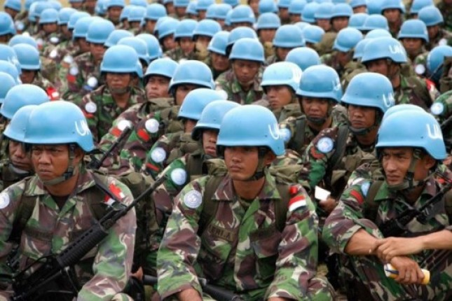 Pasukan Perdamaian PBB (Foto Ist)