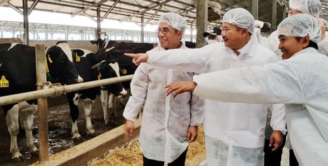 Dirjen Industri Agro Kemenperin, Panggah Susanto