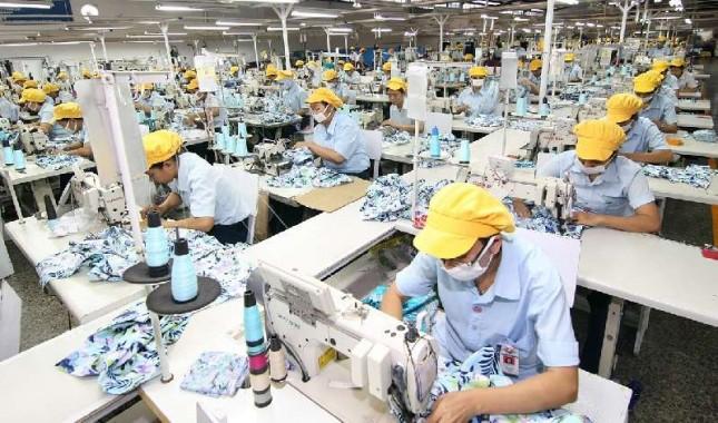 Ilustrasi Industri Garmen