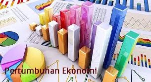 Ilustrasi pertumbuhan ekonomi Indonesia