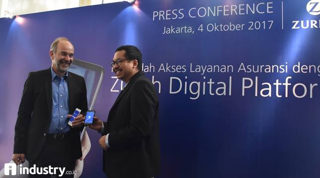 Zurich Indonesia Hadirkan Rangkaian Layanan Asuransi Digital