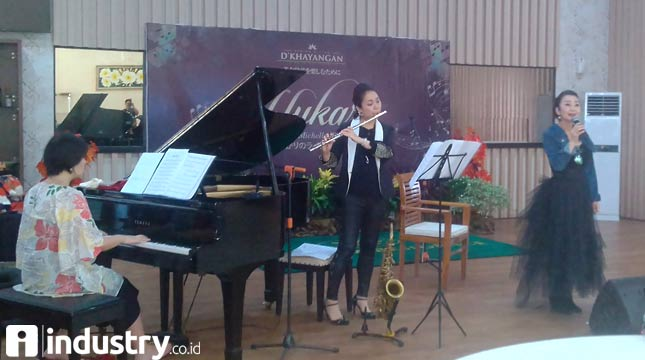 Yukari Konser (Hariyanto/INDUSTRY.co.id)