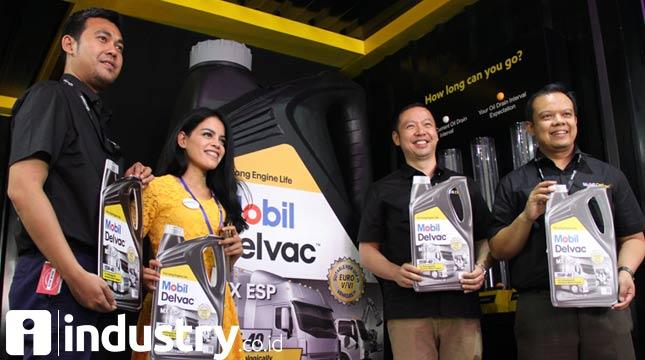 ExxonMobil Perkenalkan Mobil Delvac MX ESP