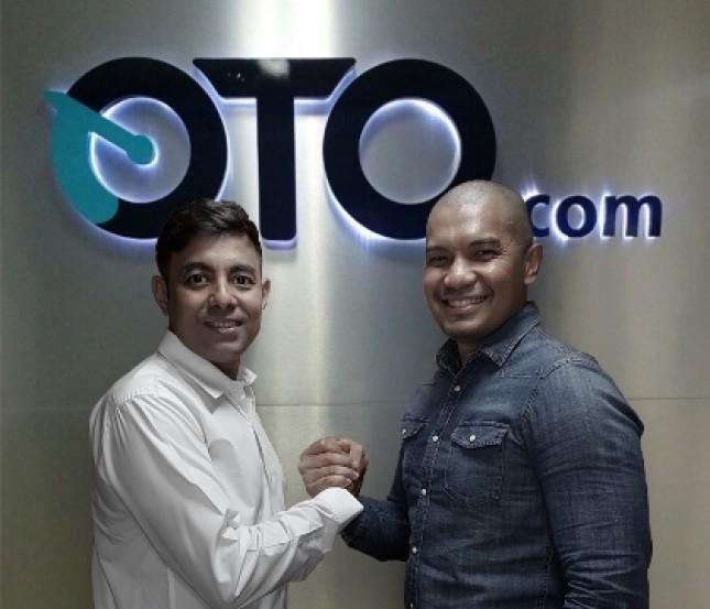 Oto.com Tunjuk Brata Rafly sebagai CEO Pertama di Indonesia (Foto Ist)
