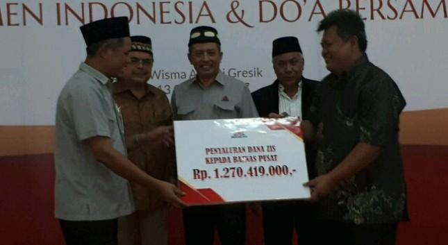 Semen Indonesia Resmi Jadi UPZ BAZNAS