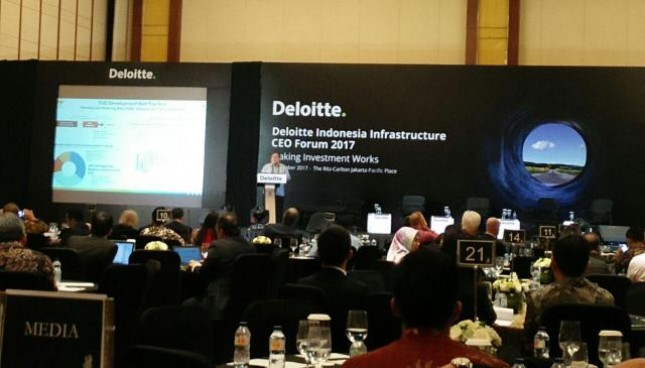 Deloitte Indonesia Infrastructure CEO Forum 2017